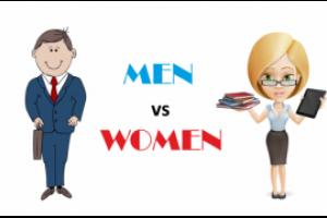 Разница в психологии мужчин и женщин. Или как научиться понимать свою девушку