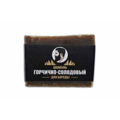 Мило для бороди Гірчично-Солодове