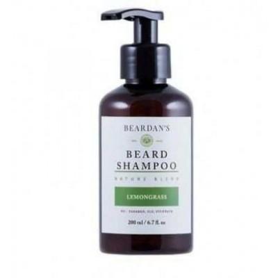 Шампунь для бороды Lemongrass