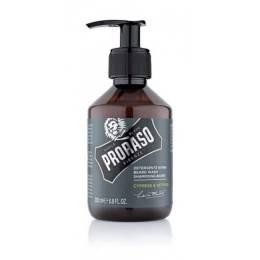 Шампунь для бороды Proraso Beard Shampoo Cypress & Vetyver 200 мл