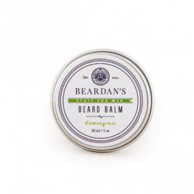 Бальзам для бороди і вусів Beardan's Lemongrass & Santal