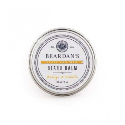 Бальзам для бороди і вусів Beardan's Orange & Vanilla