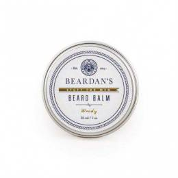 Бальзам для бороди і вусів Beardan's Woody
