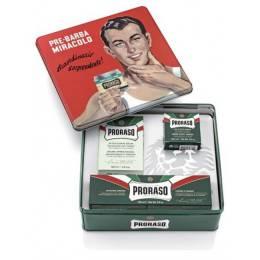 Подарочный набор для бритья Proraso Vintage Selection Gino