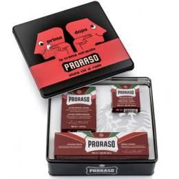 Подарочный набор для бритья Proraso vintage selection primadopo