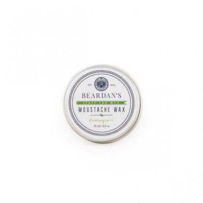 Віск для вусів Beardan's Lemongrass & Santal