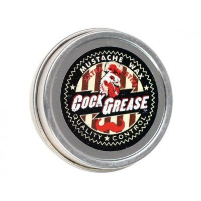 Віск для вусів Cock Grease Mustache Wax