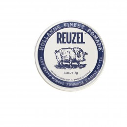 Глина для волосся Reuzel CLAY MATTE Pomade Strong Hold