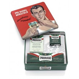 Подарочный набор Proraso Vintage Selection Gino