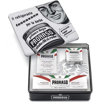 Подарочный набор для бритья Proraso vintage selection toccasana