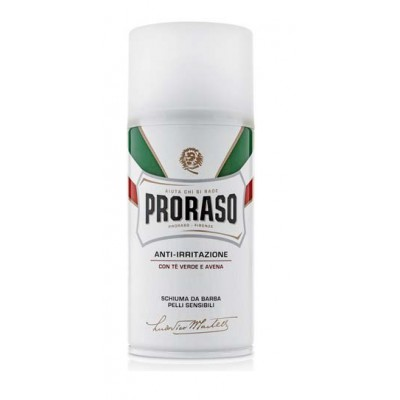 Пена для бритья Proraso shave foam sensitive, 300 мл