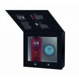 Набор CREW FIBER KIT 1 (файбер, 85 гр + ежедн. шампунь, 250 гр)