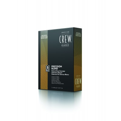 Система маскировки седины (уровень 5-6) Precision Blend Medium Ash, 3 х 40 мл