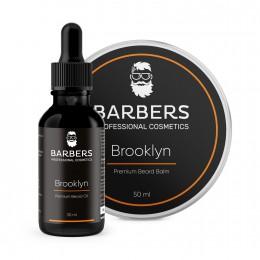 Набір для догляду за бородою Brooklyn