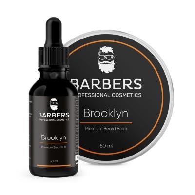 Набор для ухода за бородой Brooklyn