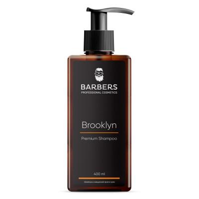 Шампунь для мужчин против перхоти Brooklyn