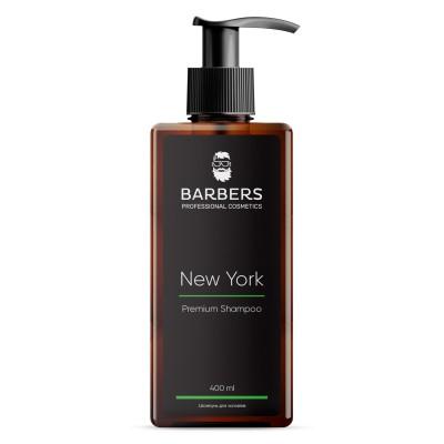 Шампунь для чоловіків тонізуючий New York