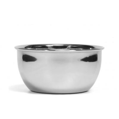 Чаша для збивання піни Omega Shaving Bowl Stainless Steel