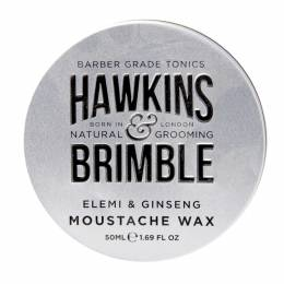 Воск для усов и бороды Hawkins & Brimble Moustache Wax 50 Мл