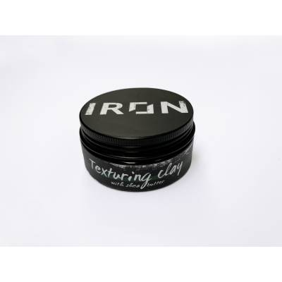 Глина для волос IRON Texturing Clay