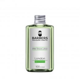 Заспокійливий лосьйон після гоління Barbers London 100 мл