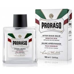 Бальзам після гоління Proraso after shave balm sensitiv 100 мл