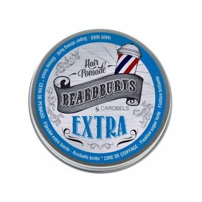 Помада EXTRA для волосся екстра сильної фіксації 100 мл BEARDBURYS