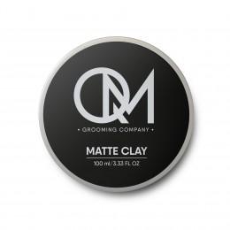 Матовая глина для укладки волос QM Matte Clay 100 мл
