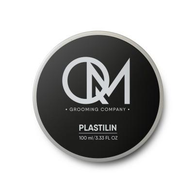 Матовая глина для укладки волос QM Plastilin 100 мл