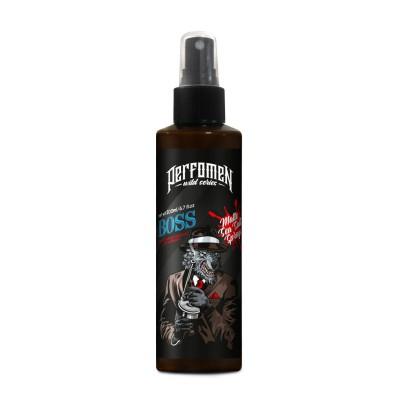 Матовий сольовий спрей для укладання волосся Perfomen BOSS 200 мл