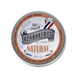 Помада NATURAL для волосся кремообразная класична 100 мл BEARDBURYS