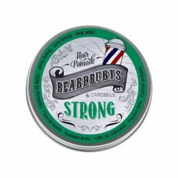 Помада STRONG для волос сильной фиксации 100 мл BEARDBURYS