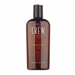 Шампунь American Crew 3 IN 1 Tea Tree Shampoo 250 мл