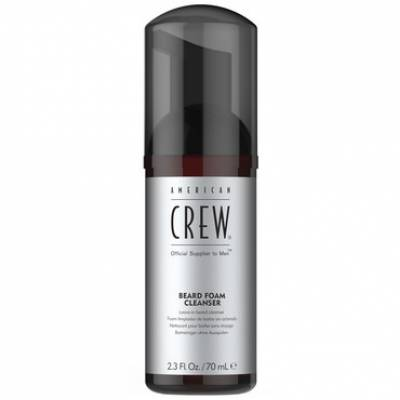 Пена для усов и бороды American Crew Beard Foam Cleanser 70 г