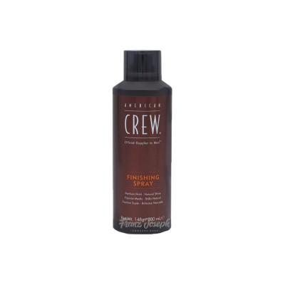 Спрей для фіксації волосся American Crew Finishing Spray 200 мл