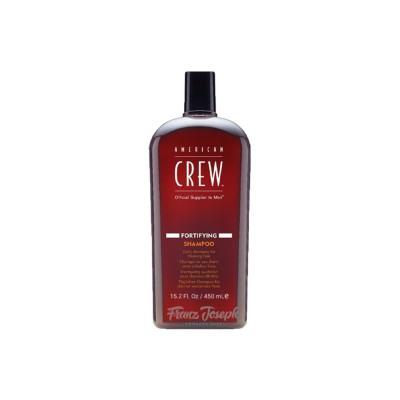 Зміцнюючий шампунь для тонкого волосся American Crew Fortifying Shampoo 450 мл