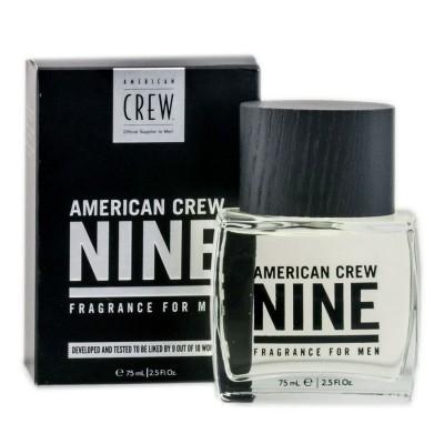 Туалетна вода American Crew Nine Fragrance 70 мл
