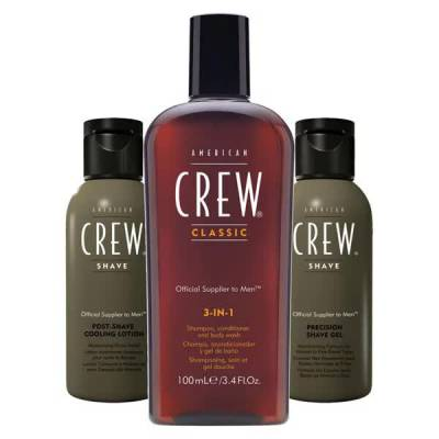 Набір American Crew Travel Grooming Kit