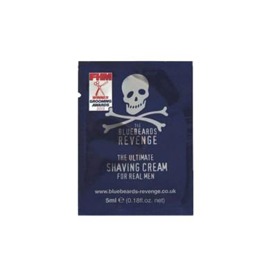 Крем для бритья Bluebeards Shaving Cream 5ml