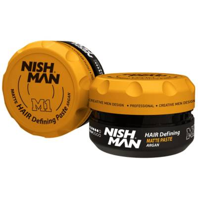 Паста для укладки Nishman Hair Defining Matte Paste M1 100ml