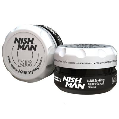 Помада для укладки Nishman Hair Styling Fibre Cream 100 мл