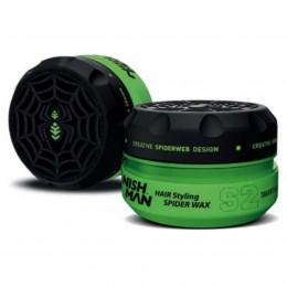 Віск для укладки Nishman Hair Styling Wax S2 Spyder 150 мл