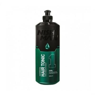 Тоник для волосся Nishman Revitalizing Hair Tonic 400 мл