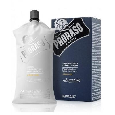 Крем для бритья Proraso Shaving Cream Azur Lime 275 мл