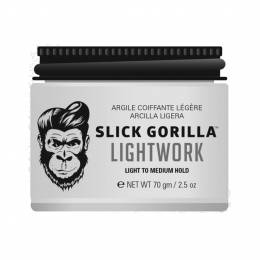 Глина для укладки Slick Gorilla Lightwork 70 g