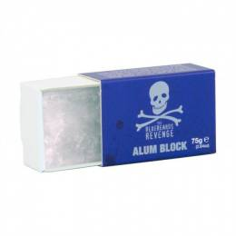 Камінь від порізів The Bluebeards Revenge Alum Block 75g