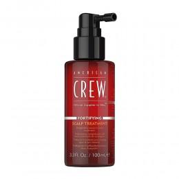 Зміцнюючий тонік для шкіри голови і волосся American Crew Fortifying Scalp Treatment 100 мл
