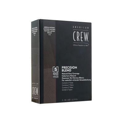 Система маскировки седины American Crew Precision Blend Shades 4-5