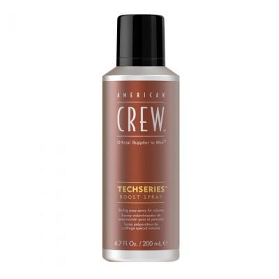 Спрей для об'єму волосся American Crew Techseries Boost Spray 200 мл