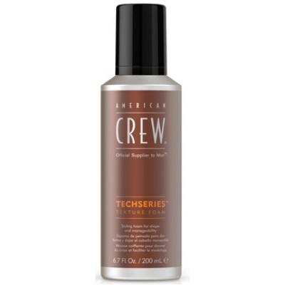 Текстуруюча піна для волосся American Crew Techseries Texture Foam 200 мл